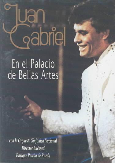 EN EL PALACIO DE BELLAS ARTES BY GABRIEL,JUAN (DVD)